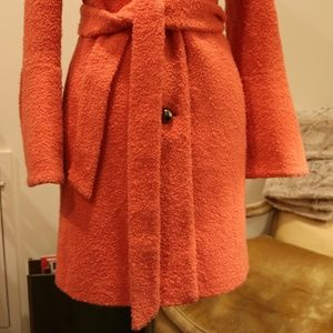 bebe Jackets & Coats - 60s inspired fall pea coat with bell sleeves